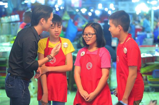 Ngô Thanh Hòa lộ điểm yếu trước Thanh Cường, cậu bé cool ngầu Hoàng Hải ra về - Ảnh 7.