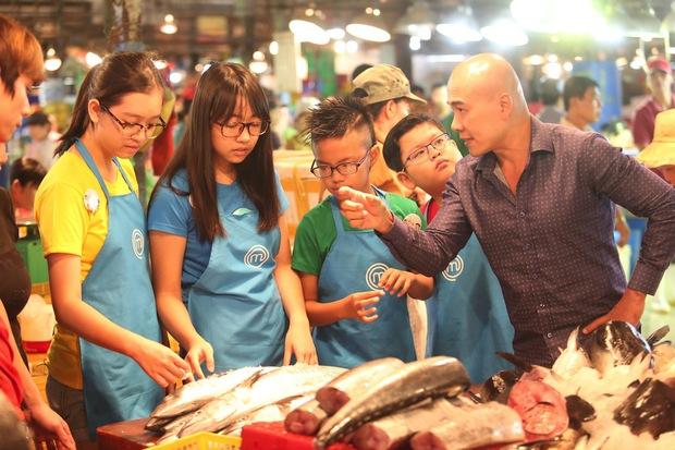 Ngô Thanh Hòa lộ điểm yếu trước Thanh Cường, cậu bé cool ngầu Hoàng Hải ra về - Ảnh 9.
