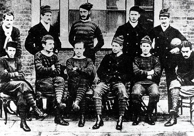 10 mẫu áo đấu xấu đến ma chê quỷ hờn trong lịch sử bóng đá - Ảnh 8.