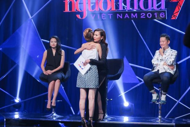 Next Top Model: Fung La suy sụp, gào khóc khi Thùy Trâm ra về - Ảnh 5.
