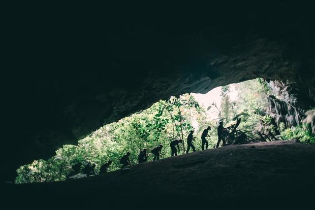 Không chỉ Sơn Đoòng, Quảng Bình còn có một hang động khác hoang sơ và đẹp đến ngạt thở! - Ảnh 10.