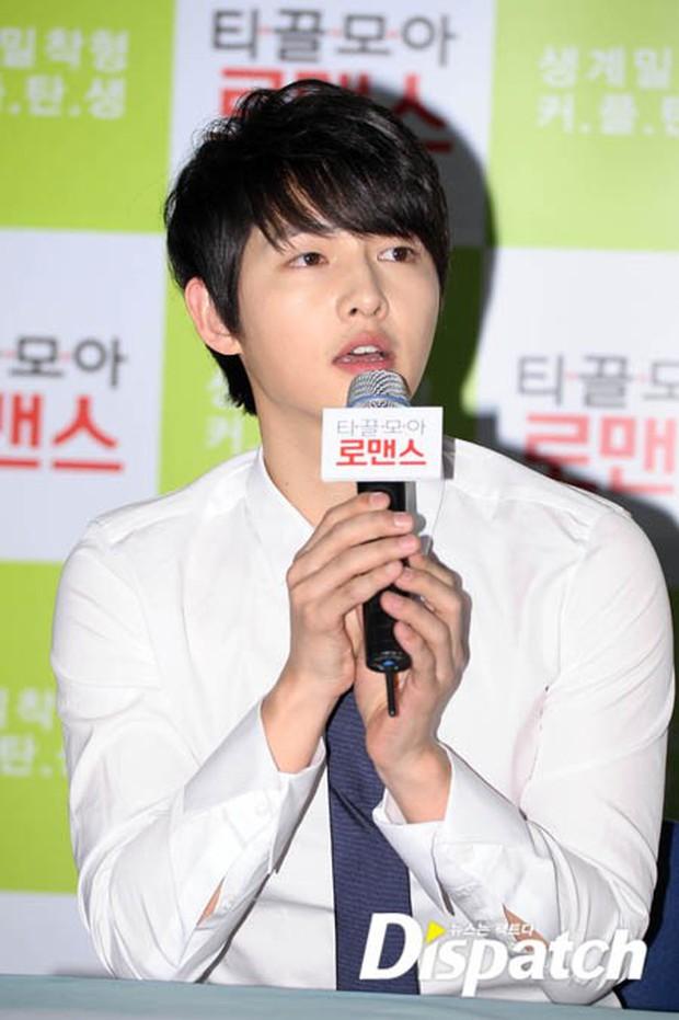 Mấu chốt phong cách giúp Song Joong Ki lột xác thành chàng quân nhân hớp hồn fan nữ - Ảnh 5.