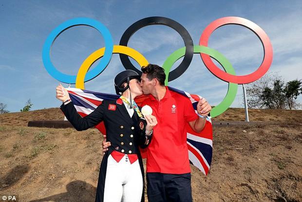 Olympic Rio 2016 trở thành kỳ Thế vận hội lãng mạn chưa từng có - Ảnh 3.