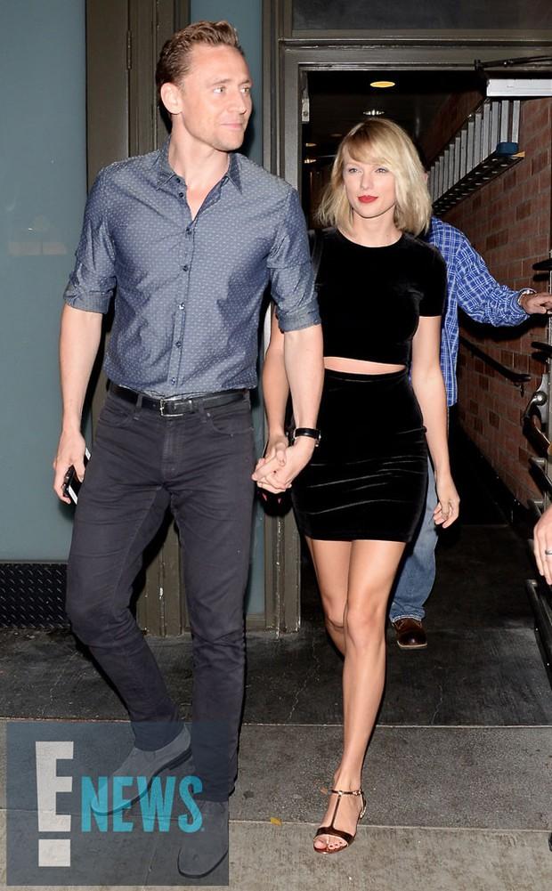 Taylor Swift - Tom Hiddleston chia tay sau 3 tháng hẹn hò - Ảnh 6.