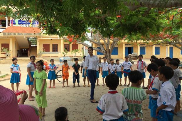 Hoa hậu Việt Nam 2016: Nàng thơ xứ Huế Ngọc Trân tiếp tục được khen hết lời với dự án môi trường - Ảnh 7.