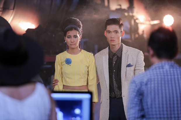 Hành trình đơ bền bỉ của Thùy Trang khiến fan Next Top ức chế - Ảnh 4.