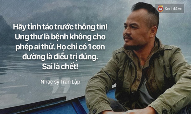 Rocker Trần Lập đã trải qua hành trình chiến đấu với ung thư đầy lạc quan và ý nghĩa! - Ảnh 15.