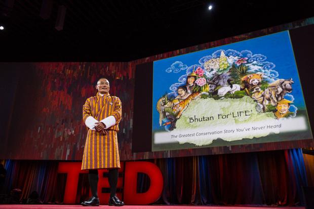 Bài diễn thuyết gây chấn động của thủ tướng Bhutan - quốc gia hạnh phúc nhất thế giới - Ảnh 6.