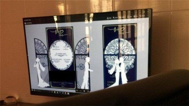 Hé lộ thiệp mời của Trấn Thành và Hari Won sau khi công khai ảnh cưới - Ảnh 2.