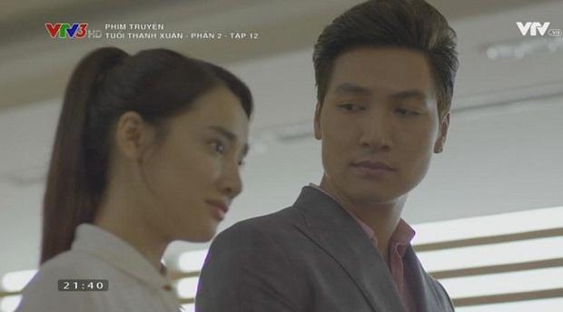 Trong lúc Junsu (Kang Tae Oh) mất trí nhớ, Linh (Nhã Phương) và người yêu mới của anh đã bắt đầu chiến tranh ngầm! - Ảnh 11.
