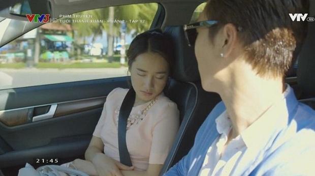 Trong lúc Junsu (Kang Tae Oh) mất trí nhớ, Linh (Nhã Phương) và người yêu mới của anh đã bắt đầu chiến tranh ngầm! - Ảnh 9.