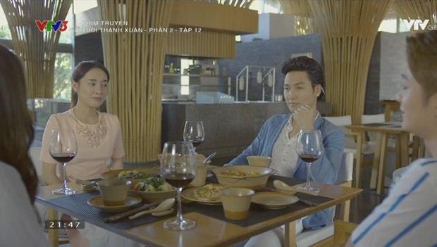 Trong lúc Junsu (Kang Tae Oh) mất trí nhớ, Linh (Nhã Phương) và người yêu mới của anh đã bắt đầu chiến tranh ngầm! - Ảnh 1.