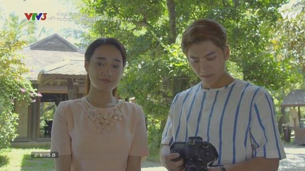 Trong lúc Junsu (Kang Tae Oh) mất trí nhớ, Linh (Nhã Phương) và người yêu mới của anh đã bắt đầu chiến tranh ngầm! - Ảnh 6.