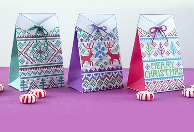 Ý tưởng gói quà Giáng Sinh siêu dễ thương dành cho người không khéo tay - Ảnh 11.