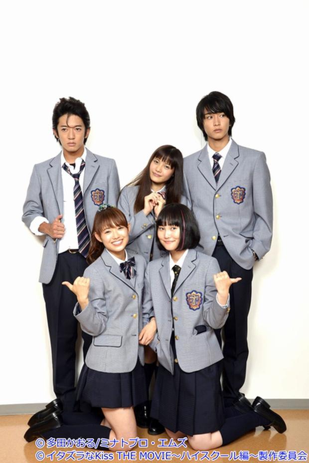Hàng loạt live-action Nhật Bản ra mắt vào cuối năm nay - Ảnh 14.