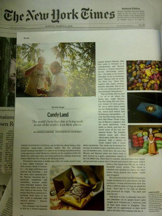 Quán cafe Sài Gòn với món chocolate made-in-Viet Nam vừa được lên New York Times - Ảnh 23.