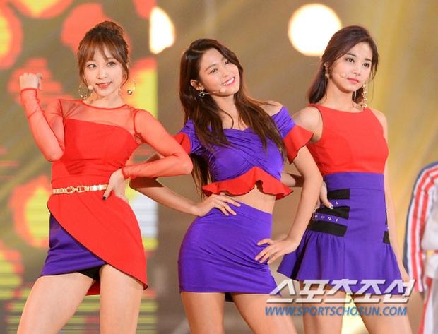 Ba mỹ nhân thế hệ mới Seolhyun, Hani và Tzuyu khi đứng cạnh nhau, ai đẹp hơn ai? - Ảnh 3.