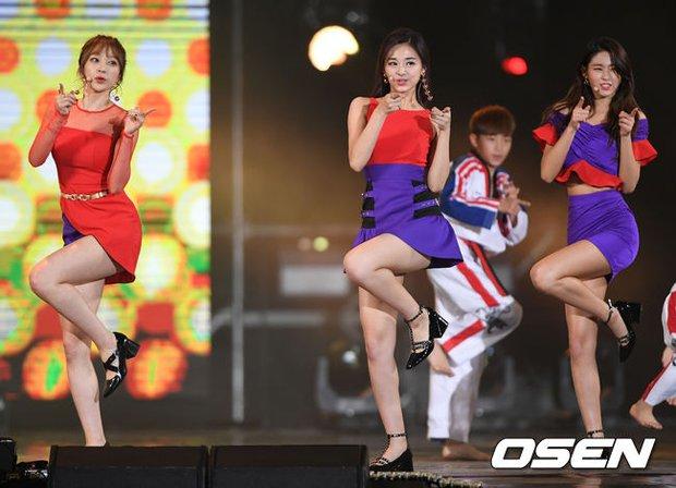 Ba mỹ nhân thế hệ mới Seolhyun, Hani và Tzuyu khi đứng cạnh nhau, ai đẹp hơn ai? - Ảnh 5.