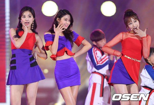 Ba mỹ nhân thế hệ mới Seolhyun, Hani và Tzuyu khi đứng cạnh nhau, ai đẹp hơn ai? - Ảnh 4.
