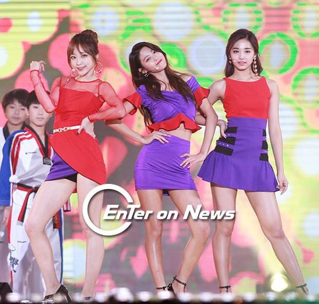 Ba mỹ nhân thế hệ mới Seolhyun, Hani và Tzuyu khi đứng cạnh nhau, ai đẹp hơn ai? - Ảnh 7.