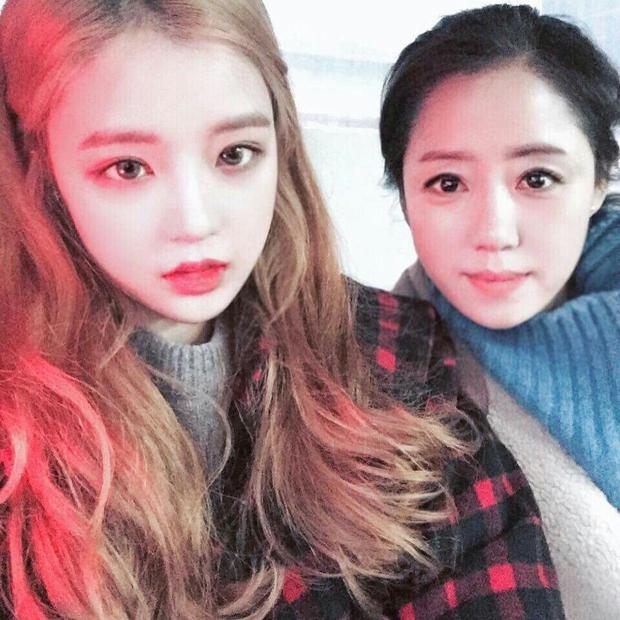Có một cặp mẹ con đến từ Hàn Quốc cùng xinh như hot girl thế này! - Ảnh 7.