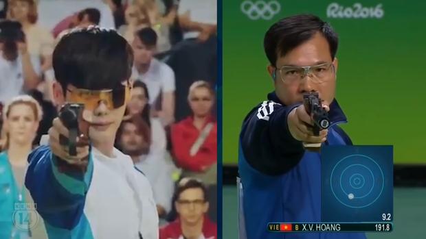 Clip: Những điểm trùng hợp kì lạ trong phần thi chung kết giữa Hoàng Xuân Vinh và Kang Chul W - Two worlds - Ảnh 7.