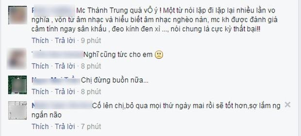 Nghi vấn Giang Hồng Ngọc bức xúc vì MC Thành Trung kém duyên - Ảnh 7.