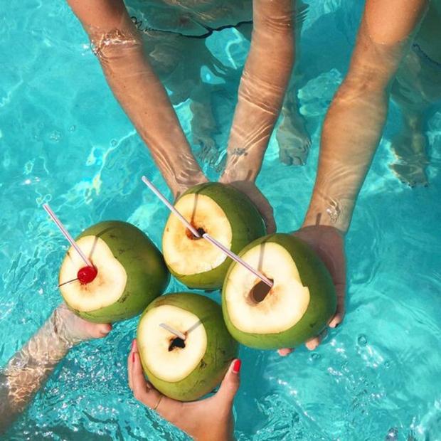 Uống 5 loại nước này trước khi ăn để giảm cân hiệu quả - Ảnh 4.