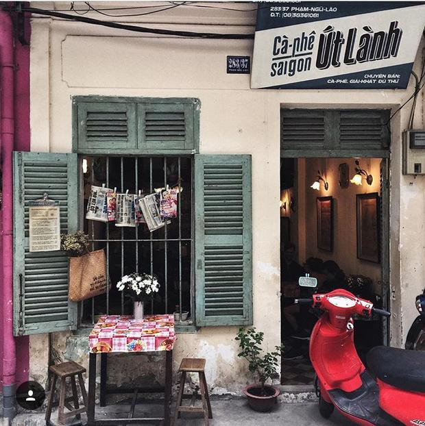 Trung Thu, đi ngay những quán cà phê retro ở Sài Gòn cho hợp không khí hoài cổ nào - Ảnh 14.