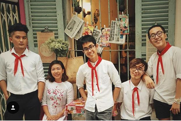 Trung Thu, đi ngay những quán cà phê retro ở Sài Gòn cho hợp không khí hoài cổ nào - Ảnh 12.