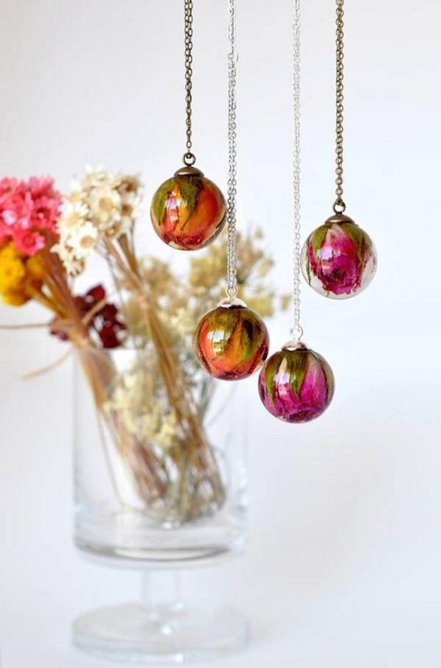 Làm dịu nắng hè cùng bộ sưu tập trang sức hoa cỏ tươi mát - Ảnh 11.