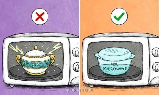 Nhiều người thường dùng đồ gia dụng sai cách làm chúng mau hỏng - và đây là 12 ví dụ tiêu biểu - Ảnh 8.