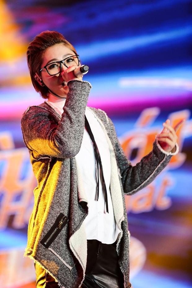 Chi Pu - Gil Lê đáng yêu trong gameshow, Hoàng Oanh gây sốt với clip nói về tình yêu - Ảnh 8.