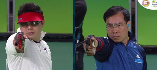 Hoàng Xuân Vinh giành thêm 1 HCB, tiếp tục ghi tên mình vào lịch sử Olympic - Ảnh 1.