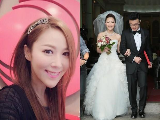 MC Hồng Kông lấy chồng đại gia: Một năm bị đuổi khỏi nhà 3 lần! - Ảnh 1.