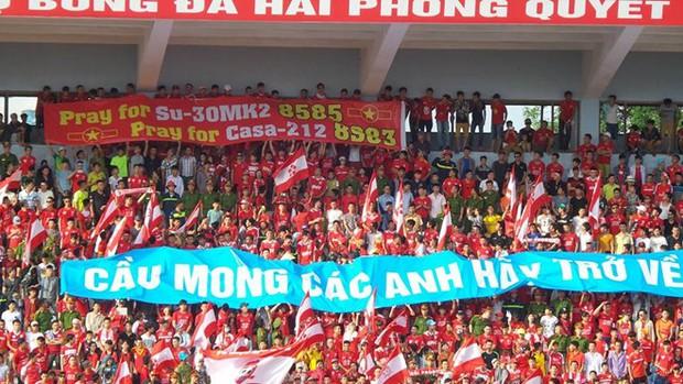 V.League tưởng nhớ phi công Trần Quang Khải - Ảnh 2.