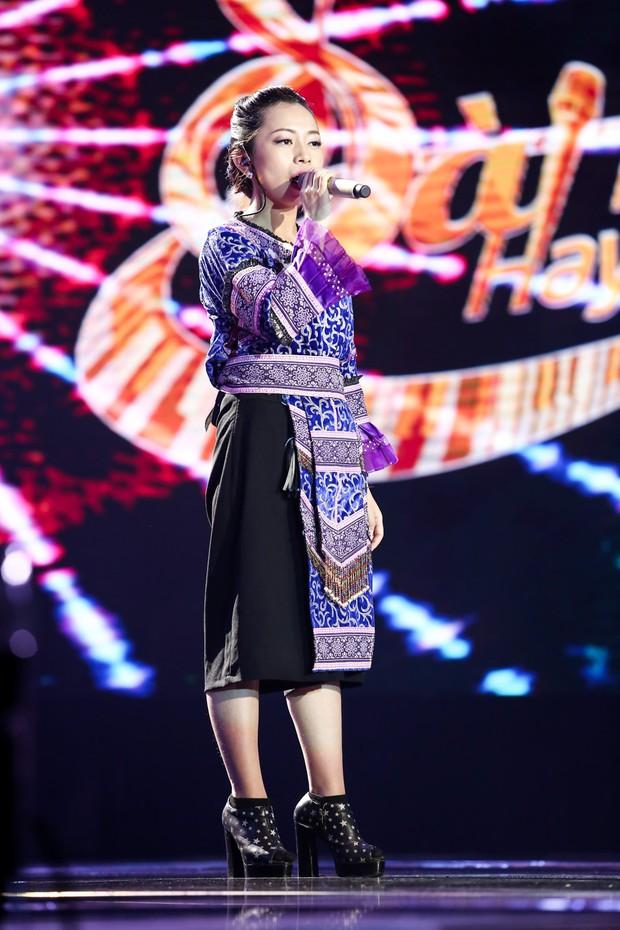 Cháu nội 7 đời của Cao Bá Quát khiến giám khảo Sing My Song tranh giành không khoan nhượng - Ảnh 9.