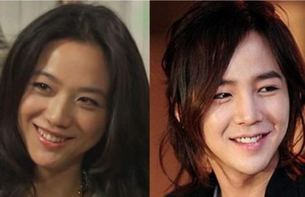 Những cặp sao nam - nữ giống nhau một cách vi diệu của làng giải trí châu Á - Ảnh 3.