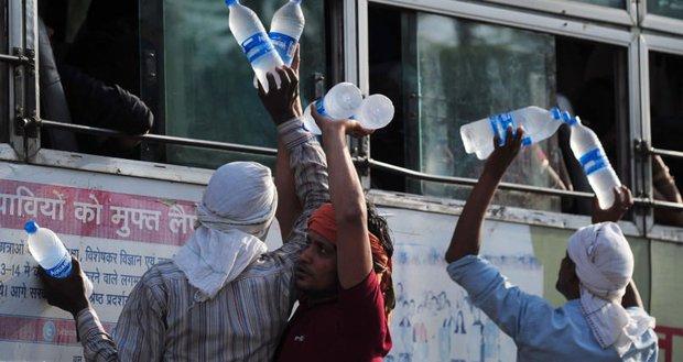 Ấn Độ: 454 người tự tử vì nắng nóng kinh hoàng kéo dài - Ảnh 2.