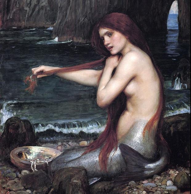 Những huyền thoại bí ẩn xoay quanh các nàng tiên cá xinh đẹp - Ảnh 2.