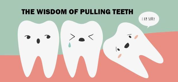 Khi nhổ răng hãy đề phòng những biến chứng gây nguy hiểm tính mạng - Ảnh 3.
