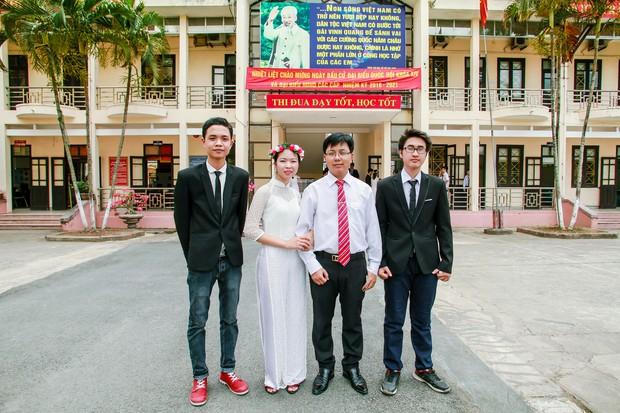 Chân dung cậu học trò Ninh Bình là thí sinh duy nhất đạt thủ khoa cả 3 khối thi - Ảnh 3.