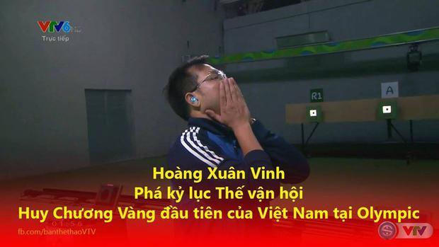Xạ thủ Hoàng Xuân Vinh nhận thưởng hơn 3 tỷ đồng sau chiếc huy chương vàng Olympic - Ảnh 1.