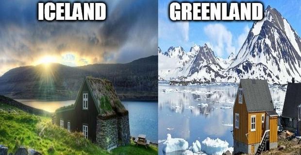 Đố bạn biết: Vì sao Greenland thì toàn băng, trong khi Iceland phủ xanh cây cỏ? - Ảnh 6.
