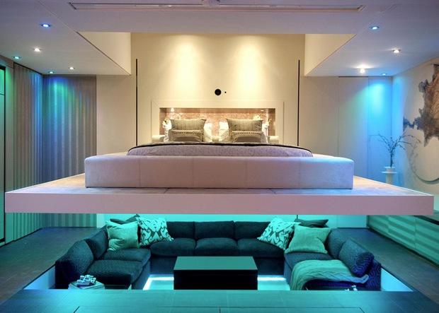 15 căn phòng khách với thiết kế khiến vạn người mê - Ảnh 7.