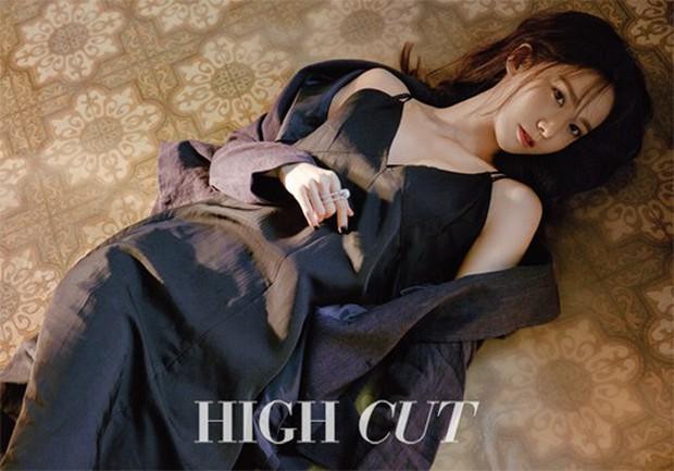 Chụp hình cho tạp chí, Yoona đã không còn là Yoona của ngày hôm qua! - Ảnh 4.