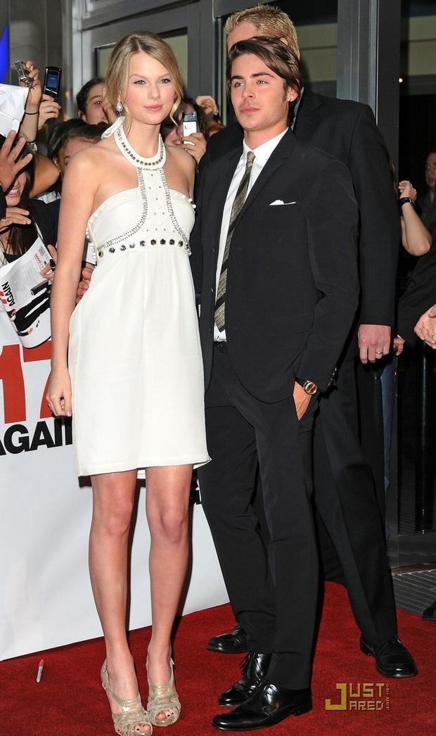Vừa chia tay Tom được 1 tuần, Taylor Swift lại mời Zac Efron đi hẹn hò? - Ảnh 1.