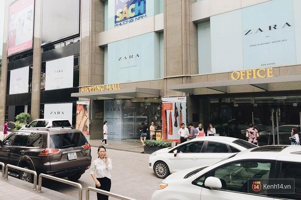 Zara chính thức khai trương tại Vincom TP.HCM vào tháng 8 này! - Ảnh 1.