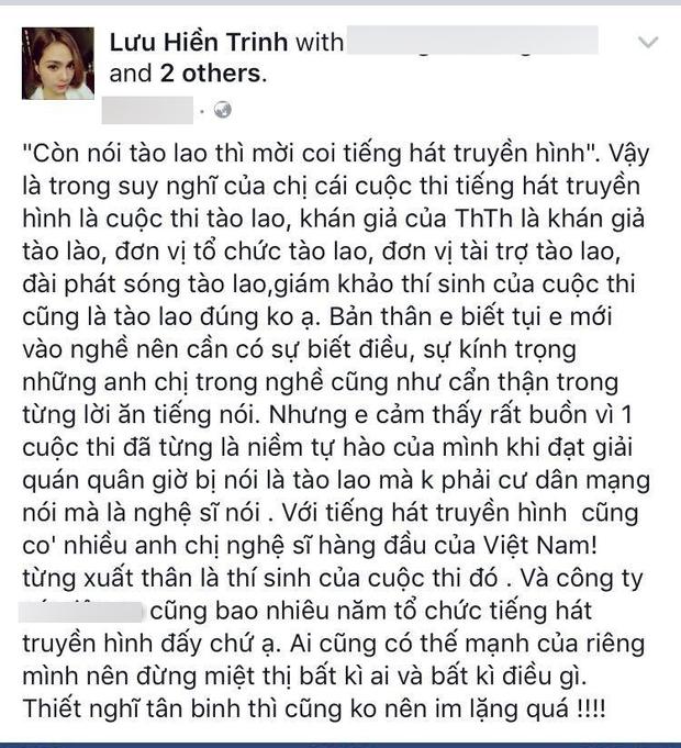 Yến Nhi mạnh mẽ đáp trả khi chị gái Yến Trang bị một bộ phận cư dân mạng chê bai - Ảnh 5.