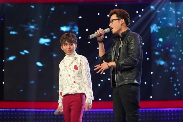 Giọng hát Việt lên sóng, Ơn giời, cậu đây rồi chia tay khán giả - Ảnh 12.